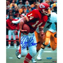 8 x 10 Autographed Photo of Ed Podolak, Kansas City Chiefs